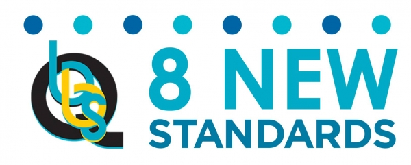 8 New Gazetted Standards